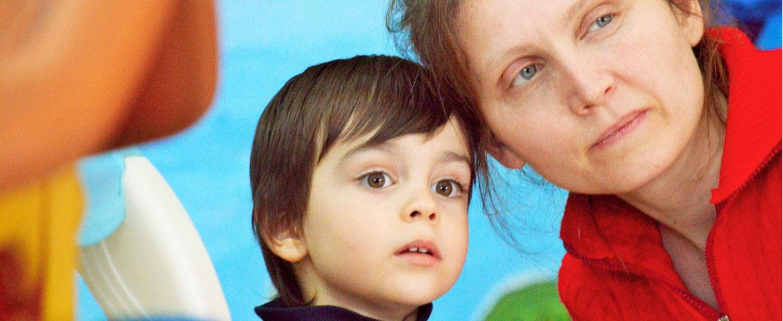 עיצוב דמותו של הילד השפעת הסמכות ההורית והמשמעת ההורית